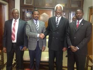 wasiiradda arrimaha gudaha Ethiopia iyo Somaliland